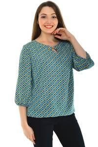 Блуза офисная нарядная Н4808