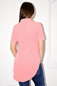 Рубашка красная с коротким рукавом С0138