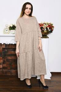 Платье длинное зимнее вечернее Р4203