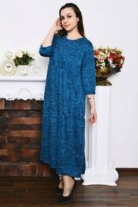 Платье длинное вечернее зимнее Р4207