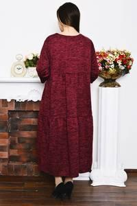 Платье длинное вечернее зимнее Р4210