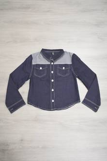 Рубашка С0257