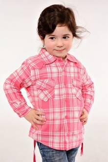 Рубашка 13011(розов.)