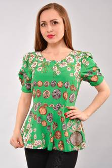 Блуза И3156