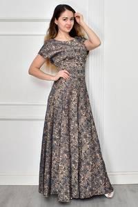 Платье длинное нарядное Ф9637