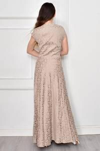 Платье длинное нарядное Ф9642