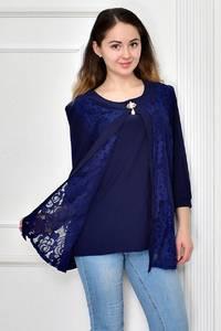 Блуза нарядная Ф9646