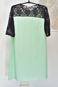 Платье короткое нарядное Я1041