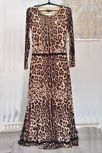 Платье длинное нарядное Я1042