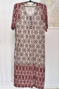 Платье короткое повседневное Я1045