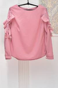 Блуза с длинным рукавом Я1047