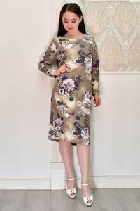 Платье короткое повседневное Я6687