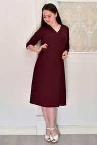 Платье короткое классическое Я6689