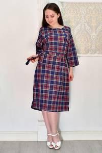 Платье короткое повседневное Я6694