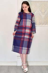 Платье короткое повседневное Я6695