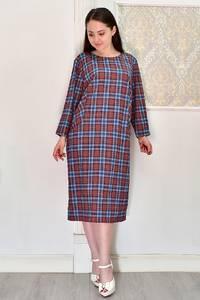 Платье короткое повседневное Я6697