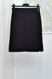 Юбка черная А08436