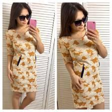 Платье Р2384