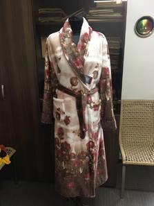 Махровый халат Н8503