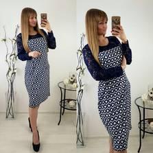 Платье П0355