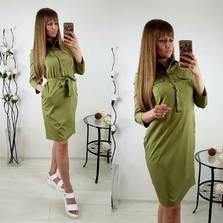 Платье П0296