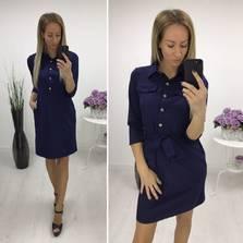 Платье П0287