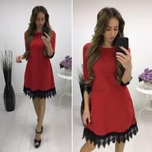 Платье П0583