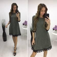 Платье П0582