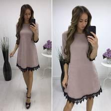 Платье П0581