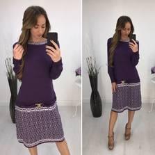 Платье П0992