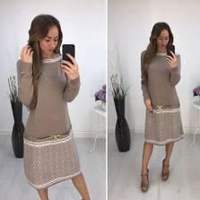 Платье П0993