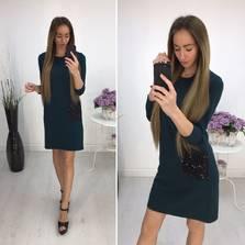 Платье П2490