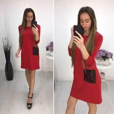 Платье П2489