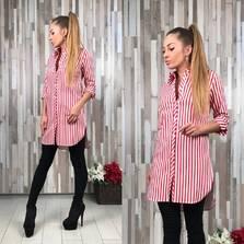 Рубашка-туника П6175
