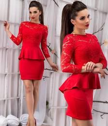 Платье П7640