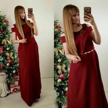 Платье П7582