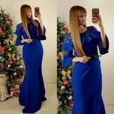 Платье П7588