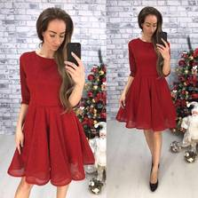 Платье П7641
