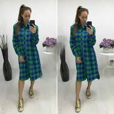 Платье-туника П8667