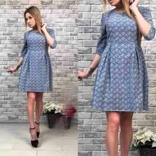 Платье П8671