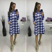 Платье-туника П8669