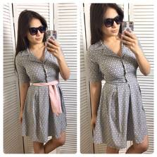 Платье Р0578
