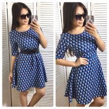 Платье Р0595