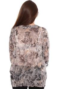 Блузка летняя нарядная Н8433