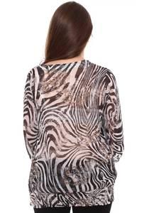Блузка летняя нарядная Н8434