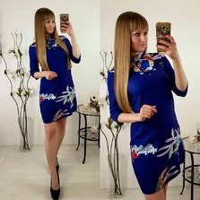 Платье П3412