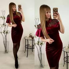 Платье П3416