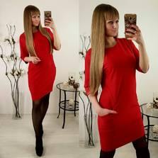 Платье П3417