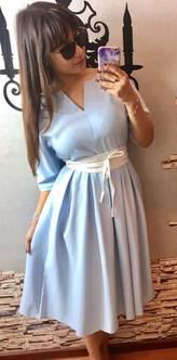 Платье П3407