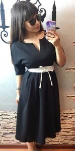 Платье короткое классическое повседневное П3410